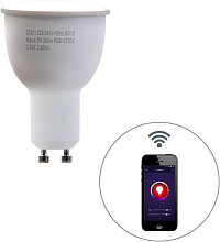 GU10 dimmbare LED Lampe WiFi Smart mit ca. 4.5W