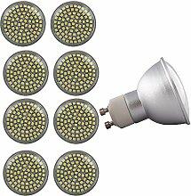 GU10 LED Glühbirnen 5w, Warmweiß 3000K