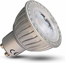 GU10 LED Lampe 3W 10x SET GRAU Glühbirne