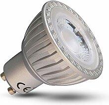 GU10 LED Lampe 5W 10x SET GRAU Glühbirne