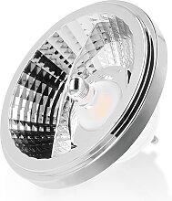 GU10 LED-Lampe Cygni AR111 13W 2700K Dimmbar