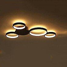 GUANCY LED Deckenleuchte Wohnzimmer Deckenlampe