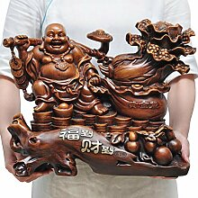 GuanDun Maitreya Buddha-Statue, lachender Buddha,