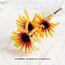 GUANGMING77 Keramik Vase Blume Ist Weiß Kleines