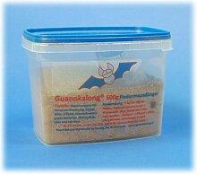 Guanokalong Pulver 0,5kg Dünger Guano Nahrung