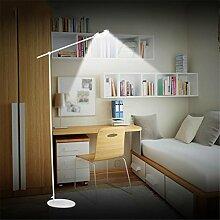 GUANSIJIE® Floor Lamps/Torchieres/Stehleuchten Led Vertical Schlafzimmer Klavier Modern Einfache Mode Wohnzimmer Augenschutz Home Improvement Lampen Nachttisch Licht Weiß