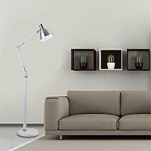 GUANSIJIE® Stehleuchten Indoor Light Led Faltbar Einstellbare Einfache Moderne Schlafzimmer Wohnzimmer Tischlampen Vertikale Dekoration Bodenleuchten