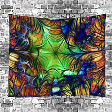 GuDoQi Kunst Abstrakt Tapisserie Wandteppich Wand