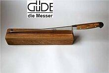 Güde Brotmesser Messer 32 cm Griffschale: