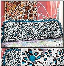 Günstige Baumwolle Bett Rückenkissen überdimensionalen Doppelbett Kissen weich Paket ( farbe : # 4 )
