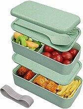 Guenx Bento-Box, Lunchbox/Kinder Lunchbox Brotdose