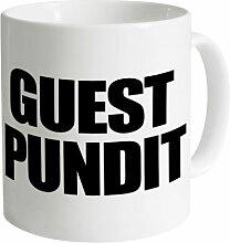 Guest Pundit Tasse