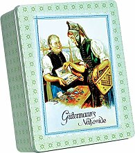 Gütermann Nostalgie Dose, Grün