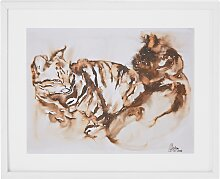 Guido Maria Kretschmer Home&Living Bild Katzen