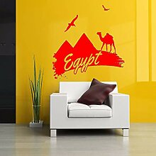 guijiumai Dctal Animal Camel Aufkleber Egypt Decal