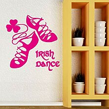 guijiumai Irish Dancing Ireland Wand Vinyl