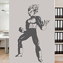guijiumai Kunst Design Dragon Ball Wandaufkleber