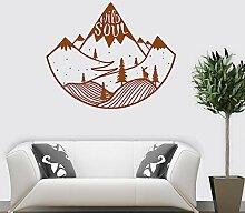 guijiumai Mountain Wild Spirit Nordic Style