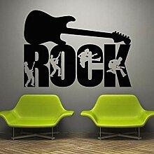 guijiumai Musik Rockmusik Künstler Stil Gitarre