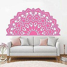 guijiumai Sofa Hintergrund Halb Mandala