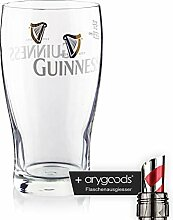 Guinness Glas/Gläser 0,4l Tulip Becher Bierglas