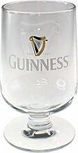 Guinness Glas Tulpenform