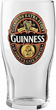 Guinness Gold Label Bierglas