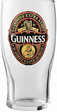 Guinness Gold Label Pint Glas