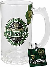 Guinness Ireland Collection - Glass Tankard With