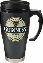 Guinness Label Travel Mug by Guinness