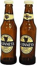 Guinness Mini Glasflasche S & Pfeffer-Se