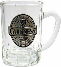 Guinness Miniatur Bierkrug/Glas