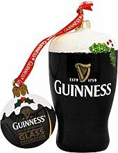Guinness Pint Christbaumkugel