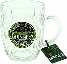 Guinness® Green Collection Dimpled Tankard by