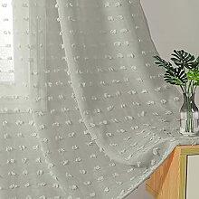 Guken Gardinen für Schlafzimmer und Fenster,