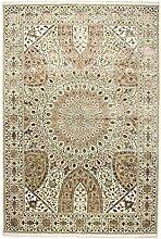Gumbad Teppich Orientteppich 300x203 cm, Indien