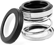 MB1 19/Keramik Rotary Ring Gummi Blasebalg Pumpe Gleitringdichtung 19/mm de