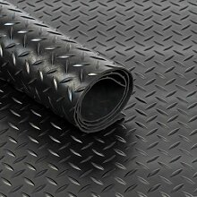 Gummi-Bodenbelag mit Tränenblech-Struktur