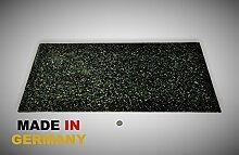 Gummimatte Anti-Vibrationsmatte Antirutschmatte 100 x 60 x 1 cm (Marke: Szagato) (Bautenschutzmatte Gummigranulatmatte Kofferraummatte Bodenbelag Gummi)