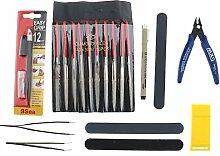 Gundam Modeler Basic Tools Werkzeuge Kraft