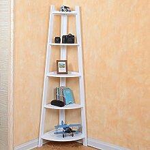 Guo Shop- Schlafzimmer Ecke Bücherregal Eckstand