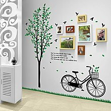 GuoEY 7 Box Bike Tree Frische Kreative Mode