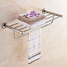 GuoEY Hair-Bath Bettwäsche aus rostfreiem Stahl
