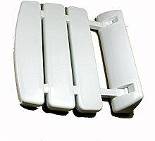 GUOHONGCX Duschstühle Wand Stühle Dusche Stühle Hocker Klappstühle Stark Und Stark 378mm * 348mm Behinderte Person Medical Disabled Folding