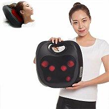 GUOJIN Massagekissen Shiatsu Massagegerät mit 16