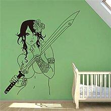 Guokee Hauptdekoration Wandbild Vinyl Aufkleber