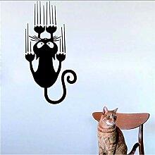 Guokee Klettern Katze Fahrzeugkarosserie Fenster