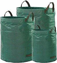 Guomao Gartensack-Set, extra wiederverwendbar,