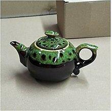 GuoQiang Zhou große Keramik-Teekanne mit großer