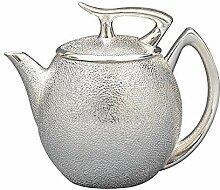 GuoQiang Zhou Silberne Teekanne Silber